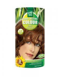 Vopsea de Par HennaPlus Long Lasting Colour - Cooper Mahogany 6.45