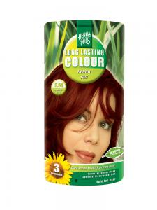 Vopsea de Par HennaPlus Long Lasting Colour - Henna Red 5.64