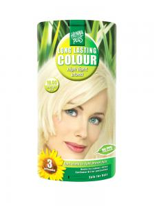 Vopsea de Par HennaPlus Long Lasting Colour - High Light Blond 10.000