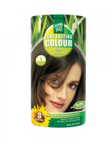 Vopsea de Par HennaPlus Long Lasting Colour - Light Brown 50