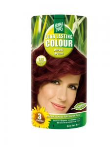 Vopsea de Par HennaPlus Long Lasting Colour - Purple Dream 6.67