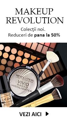 Cosmetice Makeup Revolution - Noutati si Promotii