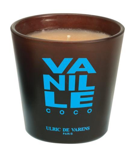 Candela Parfumata Luxury Edition ULRIC DE VARENS - Vanille Coco-big