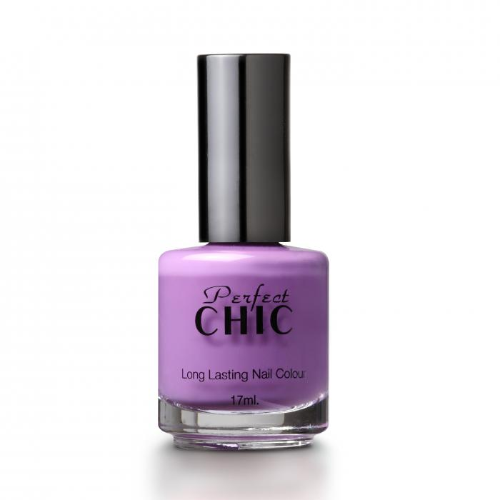 Lac De Unghii Profesional Perfect Chic - 498 Purple Rain-big