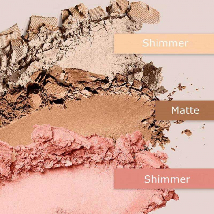Paleta conturare si evidentiere Manhattan Contouring Kit, 002 Summer In Barbados-big