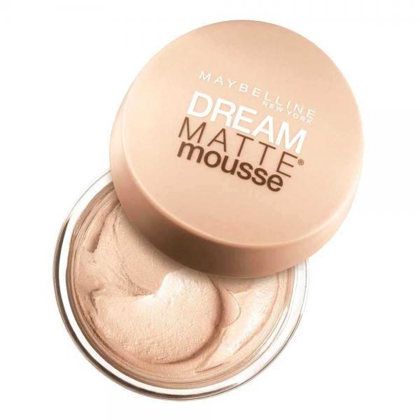 Fond De Ten Spuma MAYBELLINE Dream Matte Mousse - 30 Sand, 18ml-big