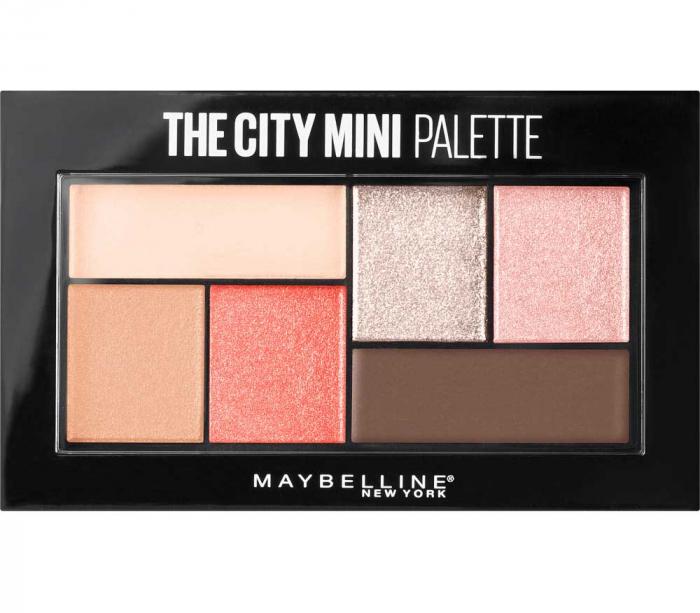 Paleta Farduri Maybelline The City Mini Palette - 430 Downtown Sunrise-big