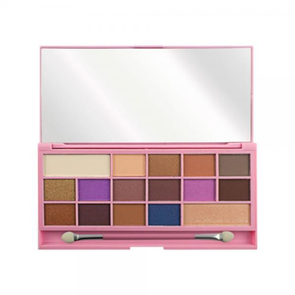 Paleta de Farduri MAKEUP REVOLUTION I Heart Makeup Unicorn Love Palette, 22g-big