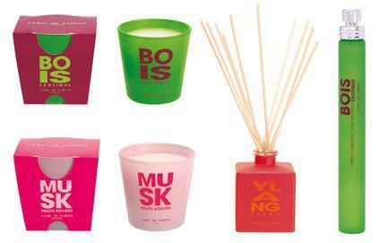 Set cu 20 Betisoare Parfumate pentru camera ULRIC DE VARENS - Ylang-big
