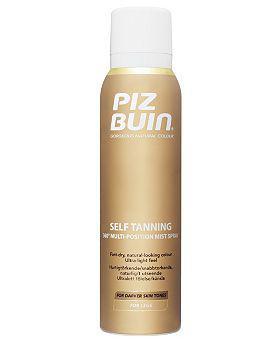 Spray Autobronzant pentru Picioare Piz Buin Multi Position - Dark-big