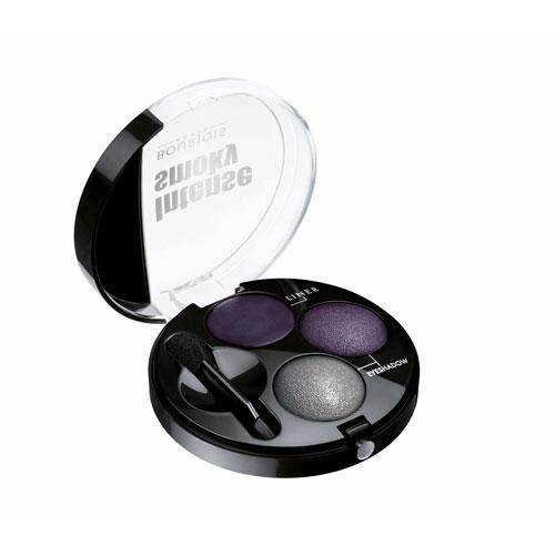 Paleta 2 Farduri Si Tus Bourjois Smoky Intense - 62 Violet Constelle-big
