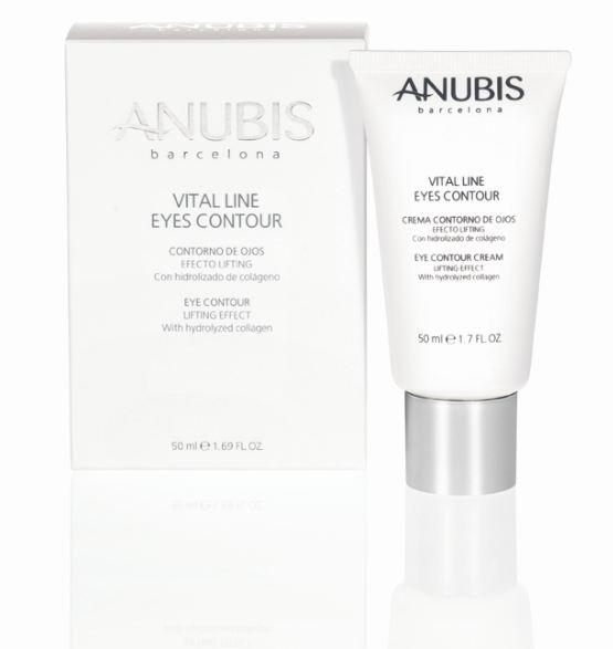 Gel Contur Ochi ANUBIS cu Efect Lifting Vital Line Luxury-50ml-big