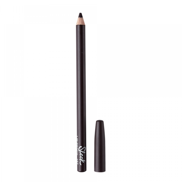 Creion de  buze Sleek MakeUP Lip Pencil - 187 Blackberry ,1.66 gr-big