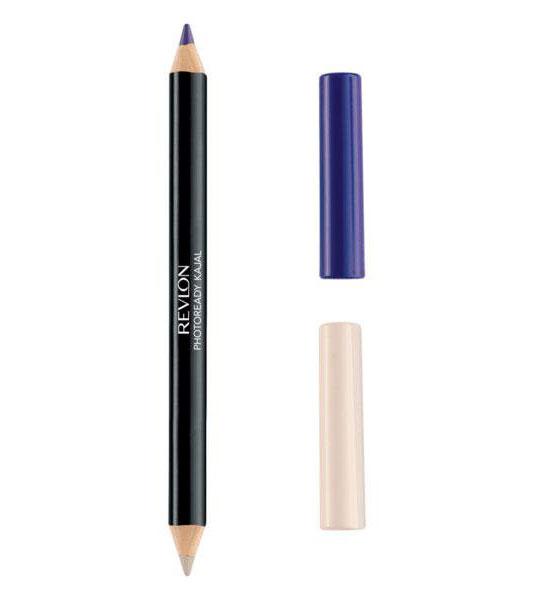 Creion de ochi dublu Revlon Photoready Kajal - 004 Purple Reign-big