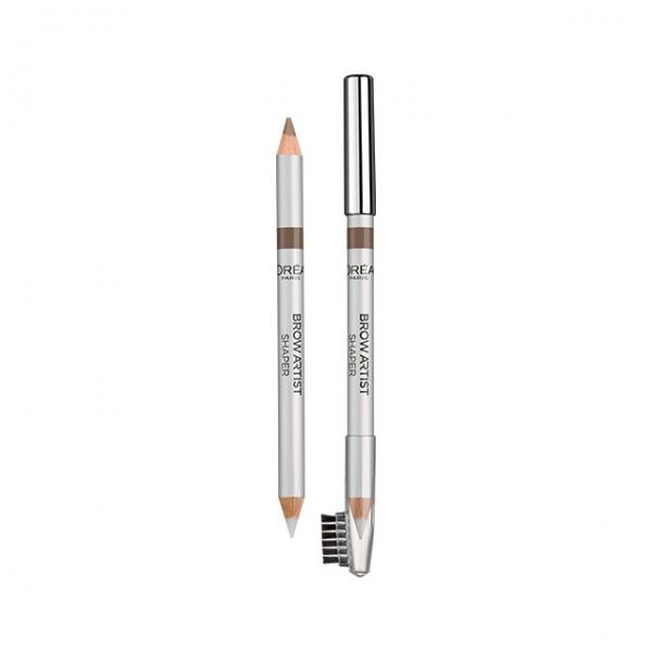 Creion De Sprancene 3 in 1 L'OREAL Brow Artist Shaper - 02 Blonde-big
