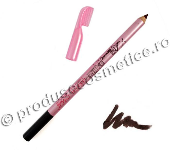 Creion de Sprancene Rezistent la transfer Menow cu pieptene - 02 Maro-big