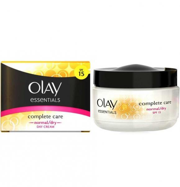 Crema de Zi OLAY Essentials Complete Care pentru Ten Normal / Uscat, 50 ml-big