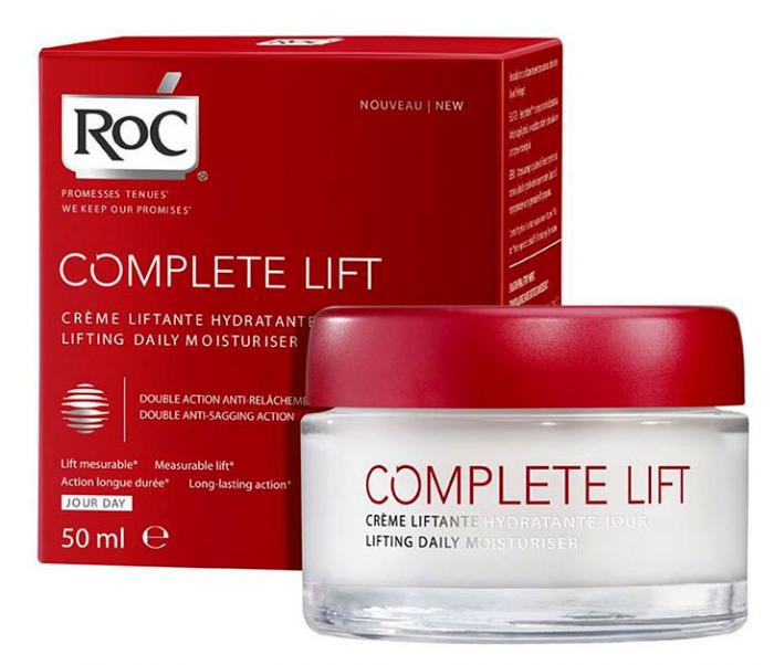 Crema Regeneranta Anti-imbatranire RoC Complete Lift pt Ten Uscat 50ml-big