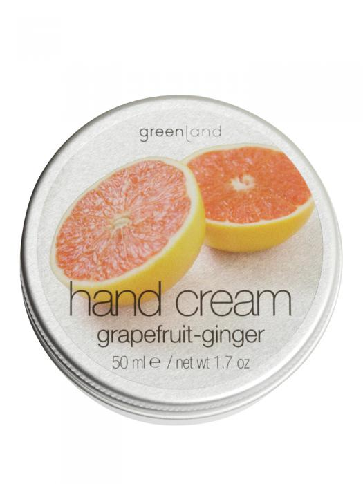Crema de Maini Greenland cu Grapefruit si Ghimbir - 50 ml-big