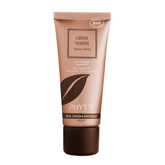 Crema Nuantatoare Antioxidanta Bio Pentru Ten Deschis Phyt's-big