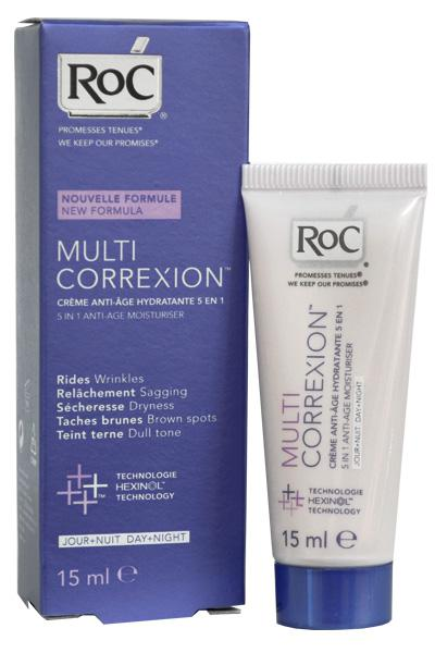 Crema ROC Multi Correxion Hidratanta Anti-rid 5 in 1 - 15 ml-big