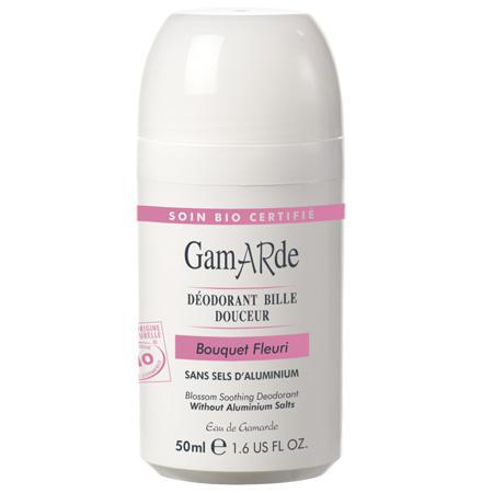 Deodorant Roll-On BIO GamARde cu Aroma Florala - 50 ml-big