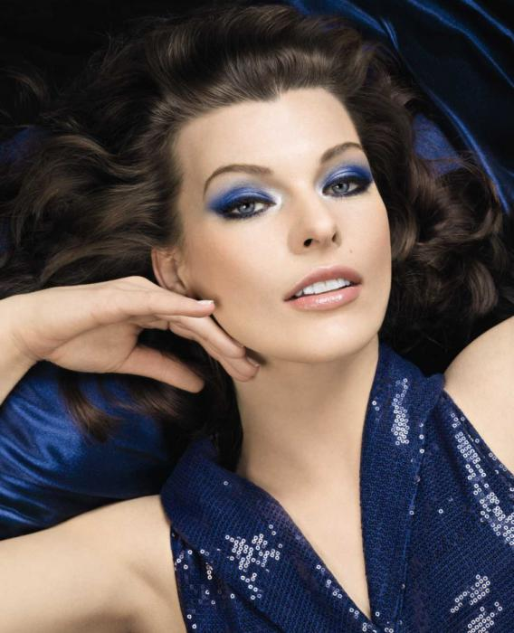 Fard L'oreal Quad Pro - 358 Midnight Blue-big