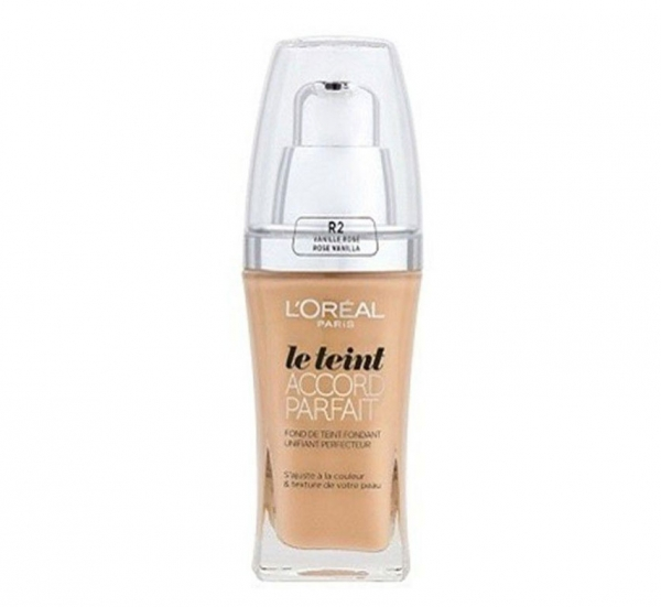 Fond de Ten L'OREAL Paris Le Teint Accord Parfait - R2-C2 Rose Vanilla, 30ml-big