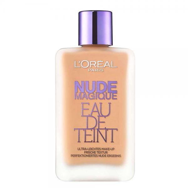 Fond De Ten L'OREAL Nude Magique Eau De Teint - 220 Golden Sand, 20ml-big