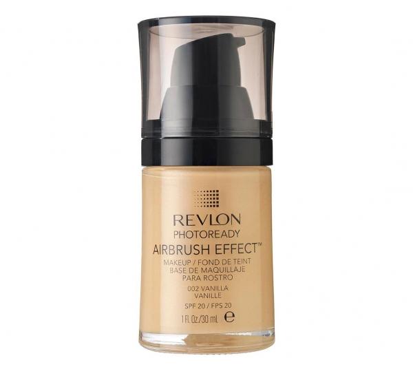 Fond De Ten Revlon Photoready Airbrush Effect - 002 Vanilla, 30 ml-big