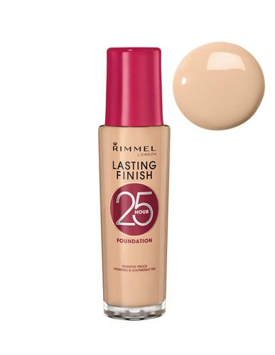 Fond De Ten Rimmel Lasting Finish 25 Hr - 103 True Ivory, 30 ml-big