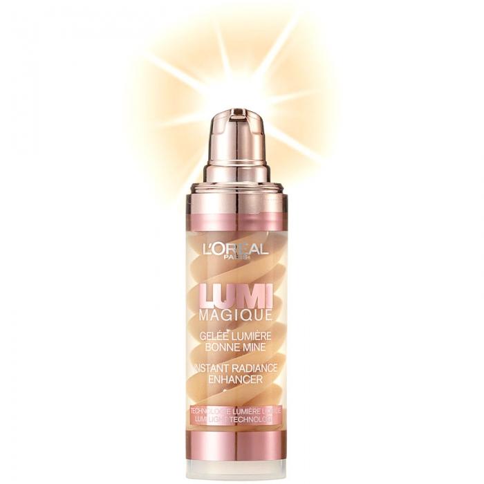 Gel pentru iluminare L'Oreal Paris Lumi Magique Instant Radiance Enhancer, 30 ml-big