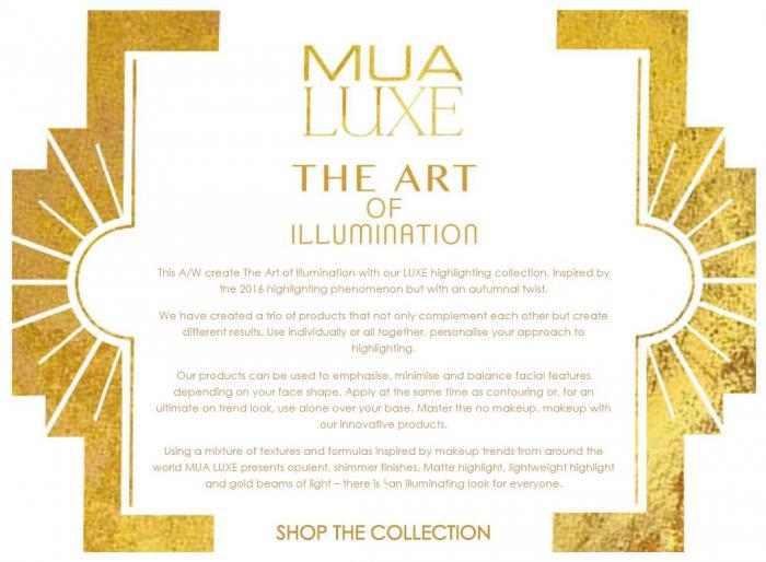 Kit Duo pentru Fixarea Machiajului cu Iluminator si Pudra Luxe Set & Reflect Finishing Kit MUA Makeup Academy Professional, 20g-big