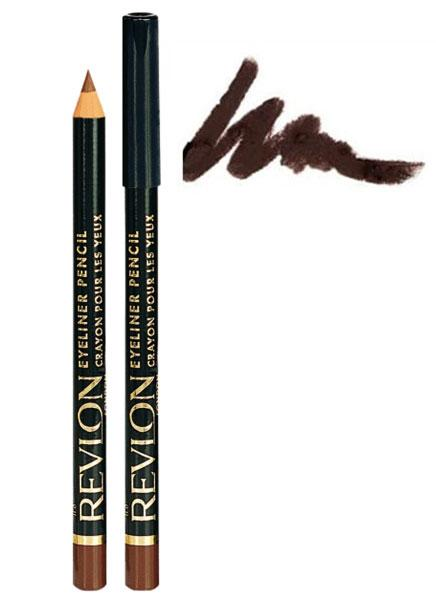 Creion de Ochi Revlon Eyeliner Pencil - 02 Earth Brown-big