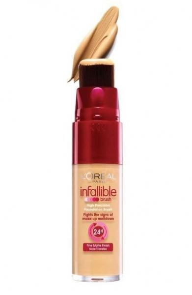 Fond de Ten L'oreal Infallible Brush - 200 Golden Sand-big