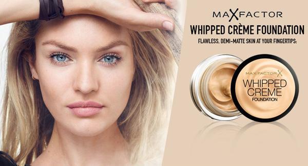 Fond de Ten Max Factor Whipped Creme - 40 Light Ivory-big