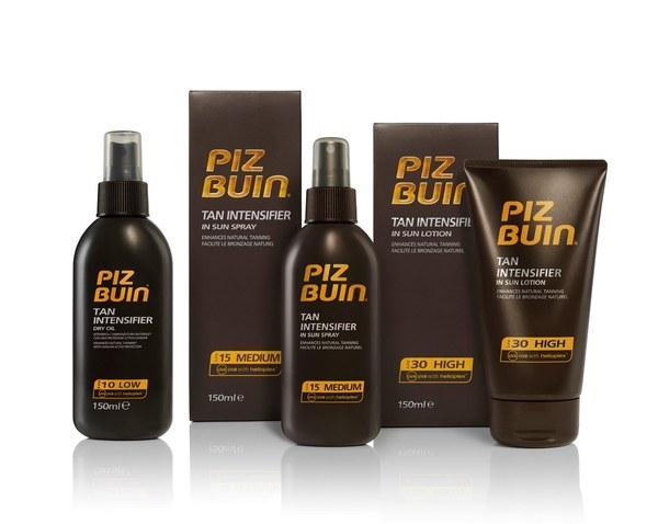 Lotiune Intensificatoare de Bronz Piz Buin Tan Intensifying cu SPF 15-big