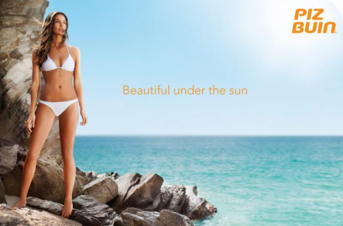 Lotiune Protectie Solara Piz Buin Allergy pt Piele Sensibila cu SPF 15-big