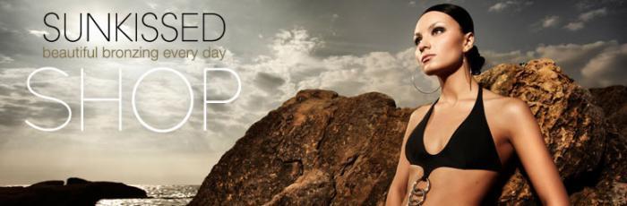 Pudra Compacta Bronzanta Sunkissed - Gigant Size 20 gr-big
