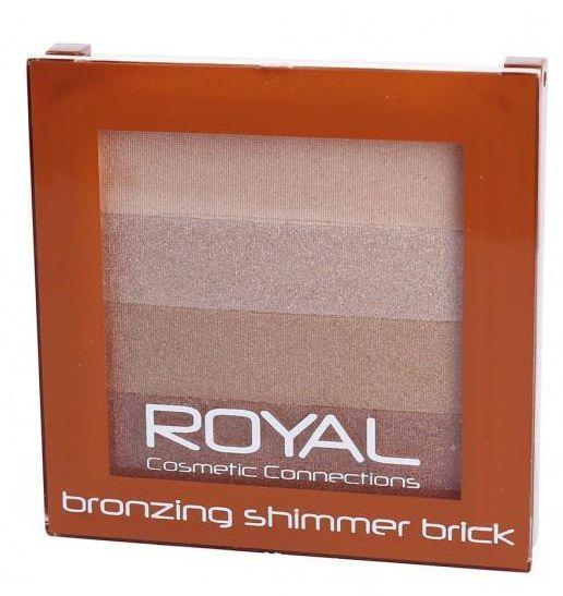 Pudra Bronzanta Stralucitoare Royal Shimmer Brick-big