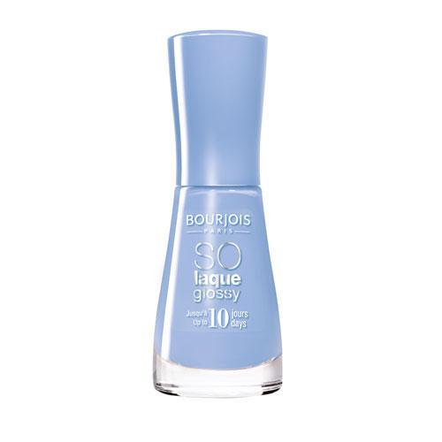 Lac de unghii Bourjois So Laque Glossy - 06 Adora Bleu-big