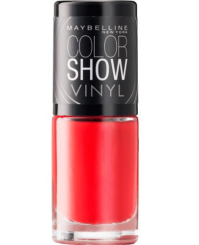 Lac De Unghii Maybelline Color Show Vinyl - 403 Record Red-big