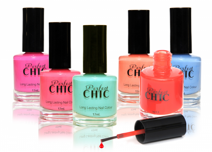 Lac De Unghii Profesional Perfect Chic - 201 It's A Girl-big