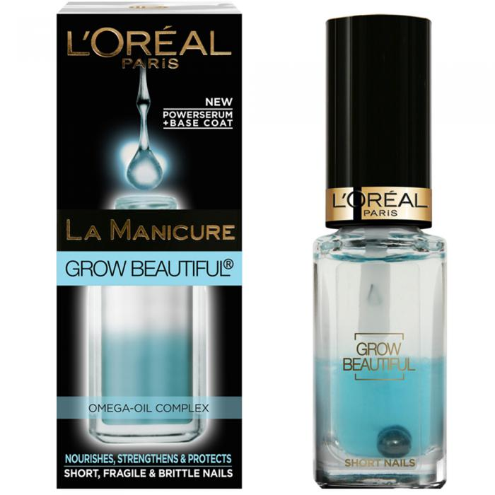 Tratament de Unghii L'Oreal La Manicure Grow Beautiful-big
