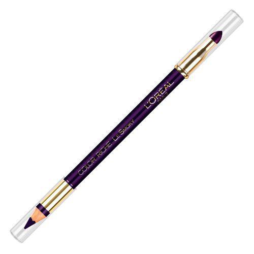 Creion de Ochi L'OREAL Color Riche Le Smoky - 211 Purple Dream-big