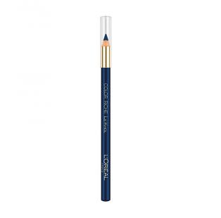 Creion de Ochi L'oreal Color Riche Le Khol - 107 Deep Sea Blue-big