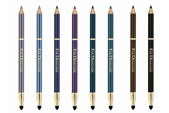 Creion de Ochi L'oreal Eye Designer - 405 Bleu-big