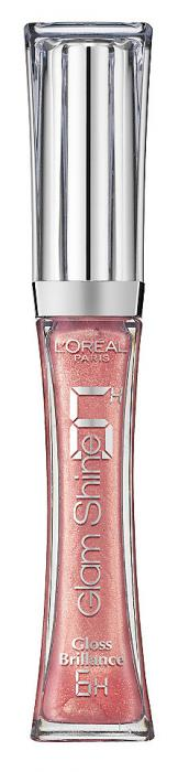 Gloss rezistent la transfer L'OREAL Glam Shine 6H - 103 Forever Nude, 6ml-big