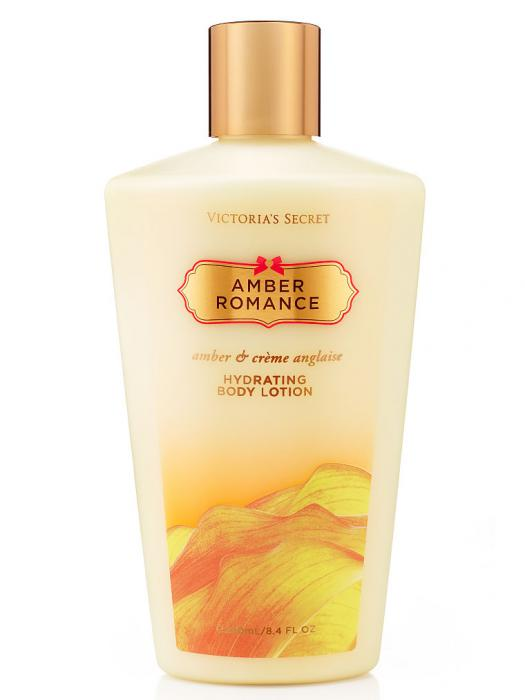 Lotiune de corp VICTORIA'S SECRET Amber Romance 250 ml-big