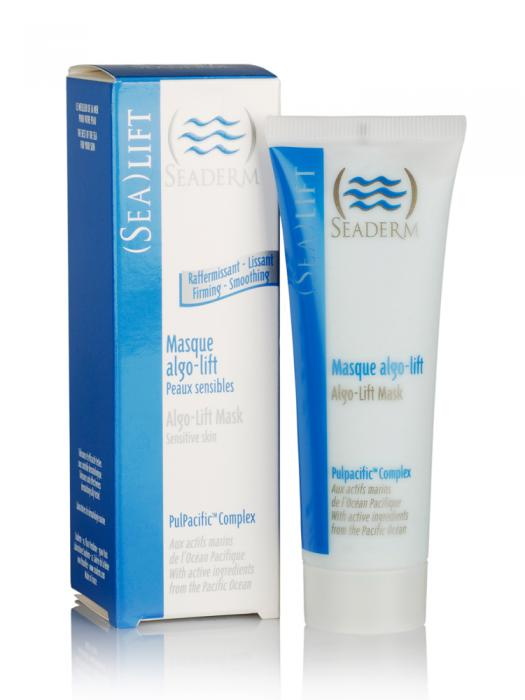 Masca De Fata Algo-Lift Seaderm - 50 ml-big